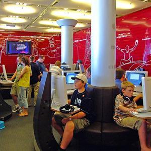 Интернет-кафе Артема
