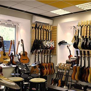 Музыкальные магазины Артема