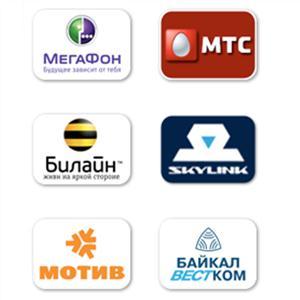 Операторы сотовой связи Артема